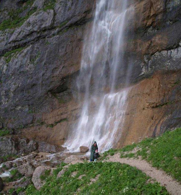 Пшехские водопады