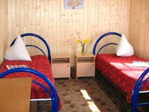 Курортный отель «Дельфин» Анапа