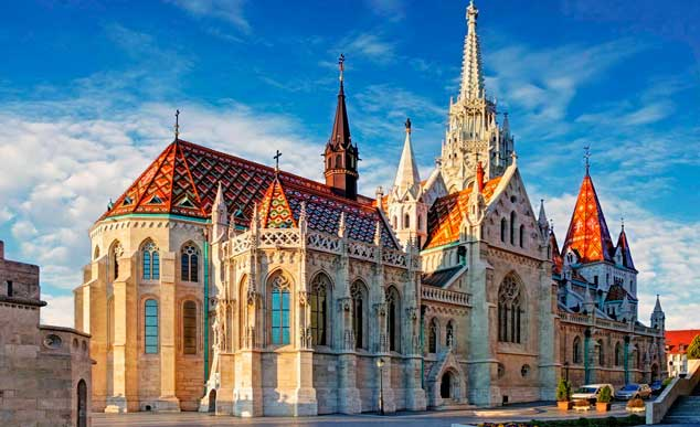 Волшебство Будапешта. 5-дневный тур
