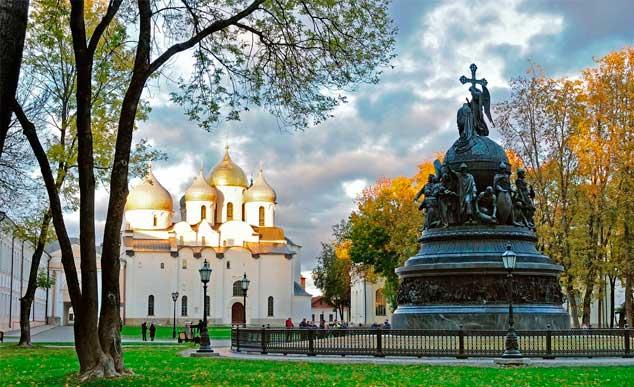 Летнее путешествие в Великий Новгород