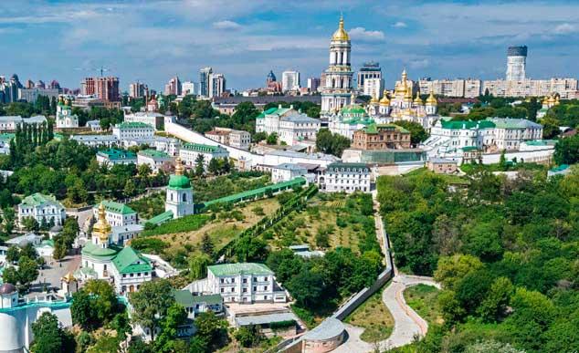 Экскурсия в Киев