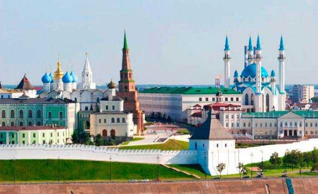 Удиви меня, Казань! 4-дневный тур
