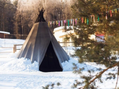 Как индейцы Новый Год спасли