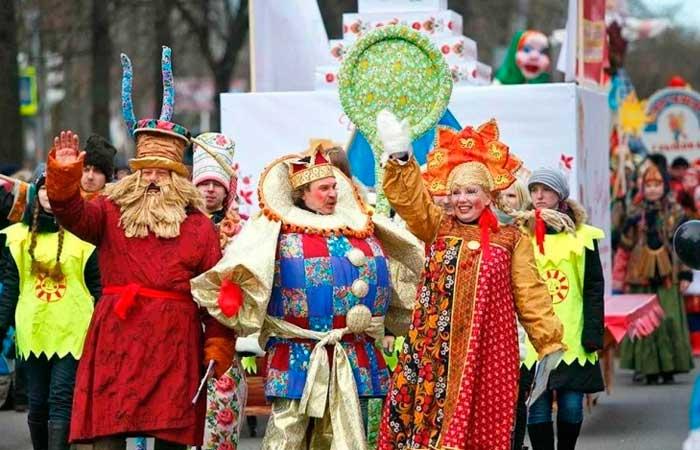 «Масленица»  г. Великий Новгород
