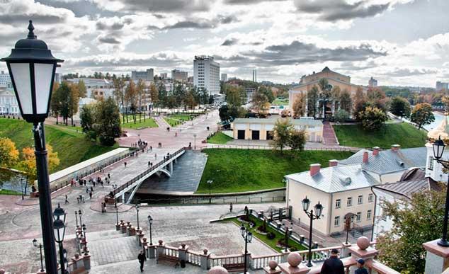 Витебск. Экскурсия по городу.  Шоп-Тур