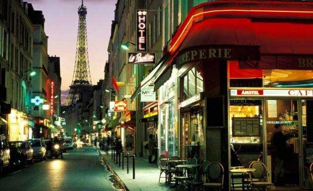 «Встреча с Парижем!» Тур из Беларуси